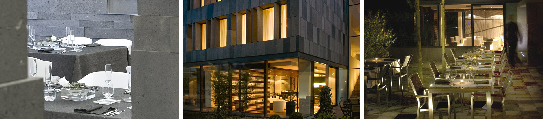 A culinary journey design hotels peeks into the kitchens for Beckers hotel trier germany