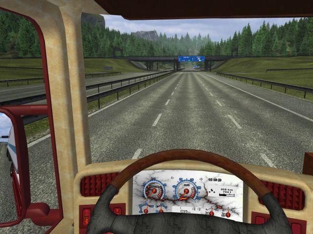 Scania v8 Interior super 1242236281zs4s