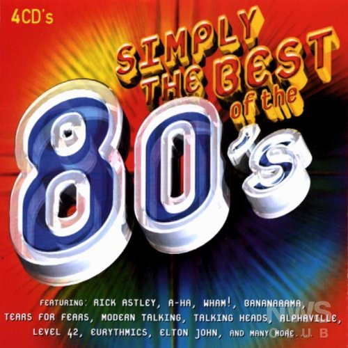 VA - Simply The Best Of The 80's (4CD)