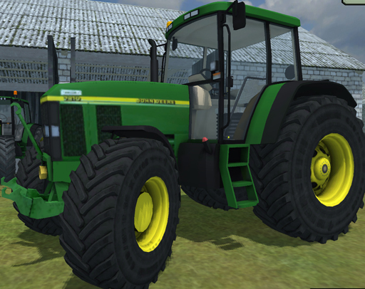 Johnn Deere 7810