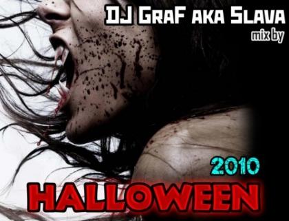 DJ GraF aka Slava - Halloween 2010 (mix)