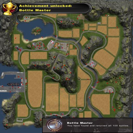 Farming Simulator 2011 Map