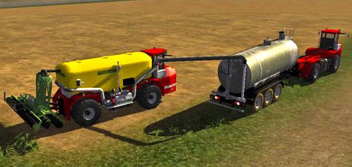 Tanker 30000L