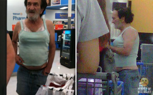 Najdziwniejsi klienci z WalMart #3 67