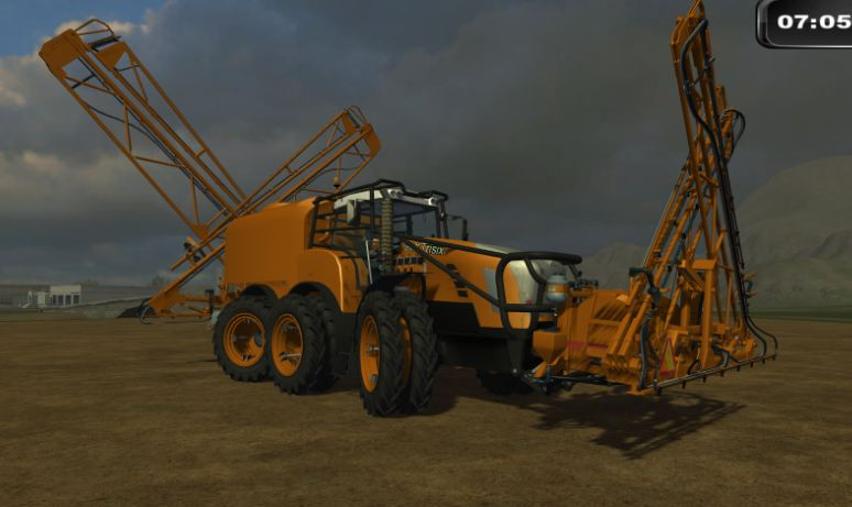 FENDT Sprayer Edition by jarlax