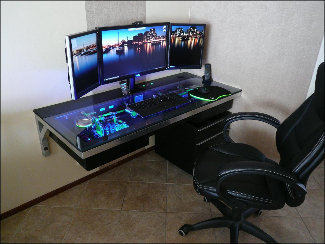 pc gaming tisch