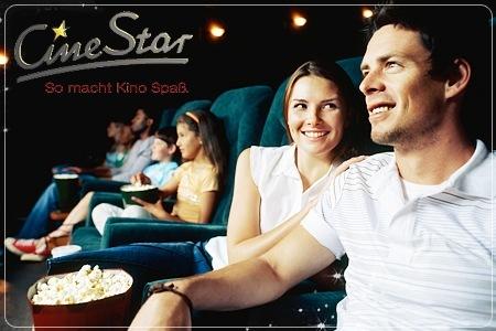 Groupon: 4 Kinogutscheine & Popcorn für CineStar Kinos für nur 28€! - 7€ pro Ticket&Popcorn