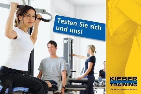Groupon: 4 Trainingseinheiten bei Kieser Training in Hamburg inkl. Trainer für nur 29€!