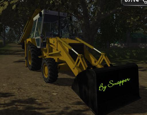 JCB 3CX 4WD V1
