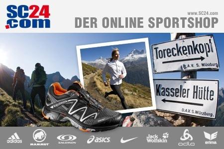 Groupon: 75€ Gutschein für SC24.com nur 29,99€ - Marken-Sportklamotten und Schuhe!