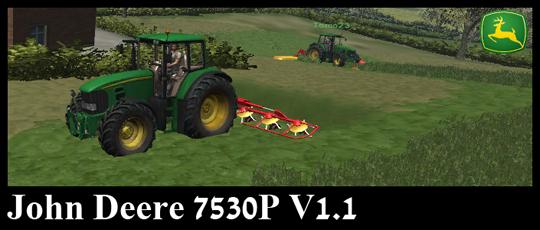 John Deere 7530P V1.1