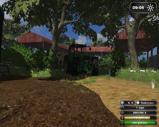 Hall Farm V2