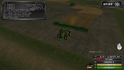 Tecno Big farm Seeder