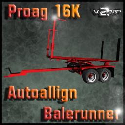 Proag 16K Autoalign Balerunner v2MP