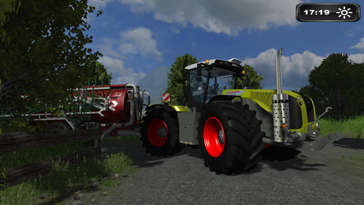Claas Xerion 5000 FINAL EDITION