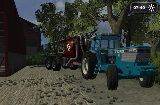 Down Town Abbey Farms V1