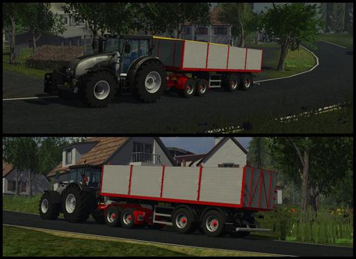 Valtra T202 Black