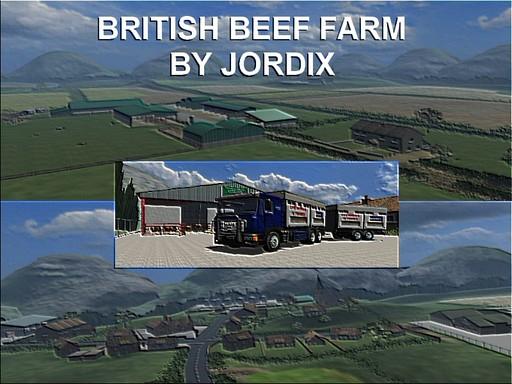 British Beef Farm