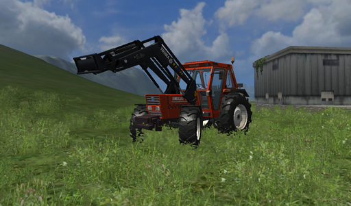 New Holland 110-90 FL