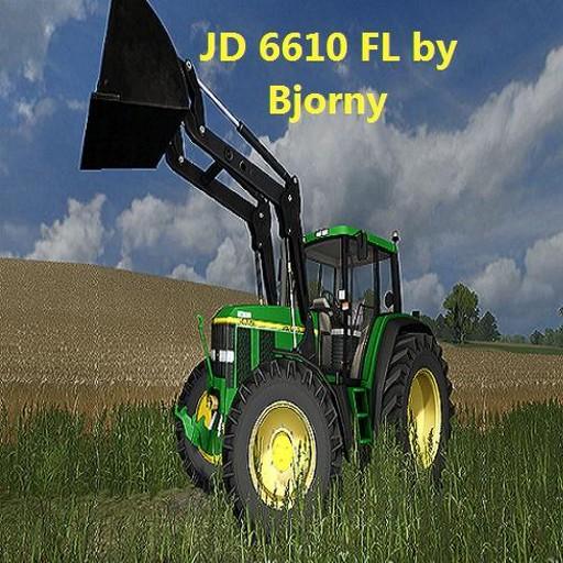 John Deere 6610 FL