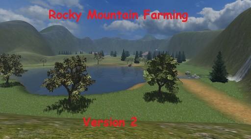 Rocky Mountain farming Map V2