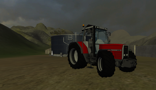 Massey Ferguson 6170-Ls 2011