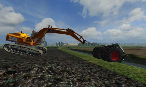 Towing chain V2