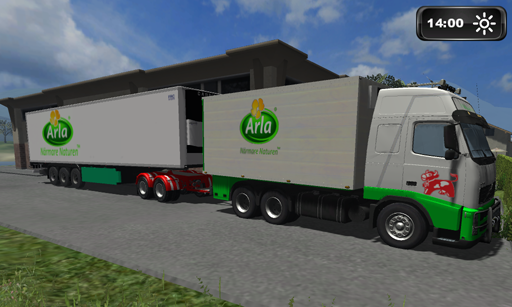 Arla Truck And Trailer Pack v1.0-Ls 2011