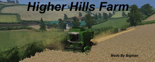 Higher Hills Farm, By Bigman