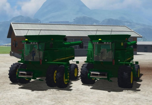 John Deere 9750STS Pack Beta Release V0.2 [FIXED]