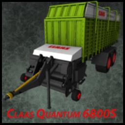 Claas Quantum 6800s
