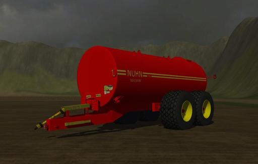 Nuhn 6750 Beta Release