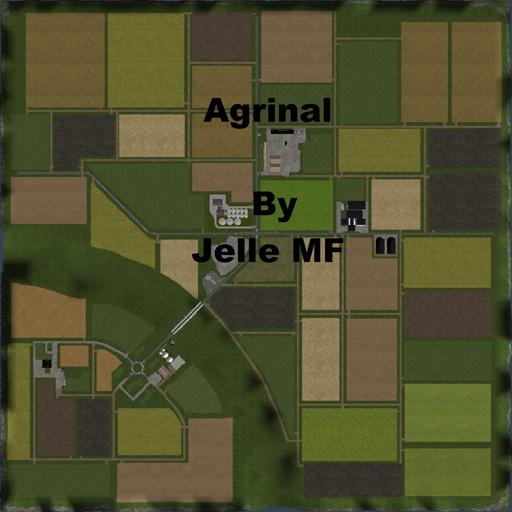 Agrinal Map