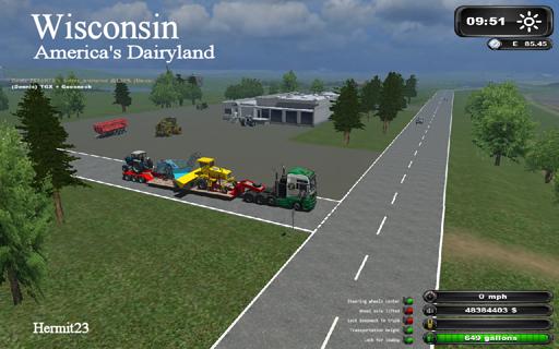 Wisconsin Map 2