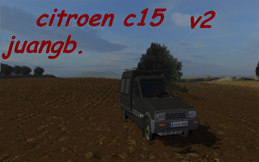 Citroen c15 V2