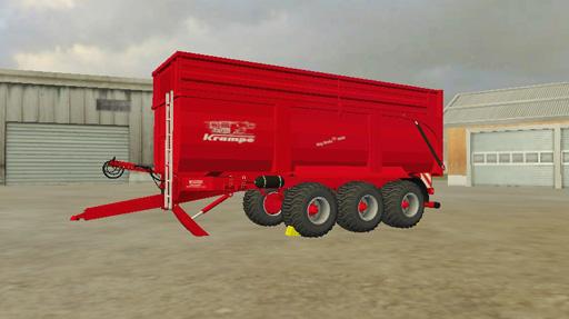 Krampe Big Body 800