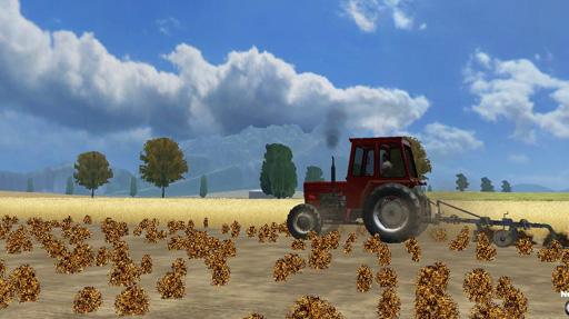 Agro map Romania
