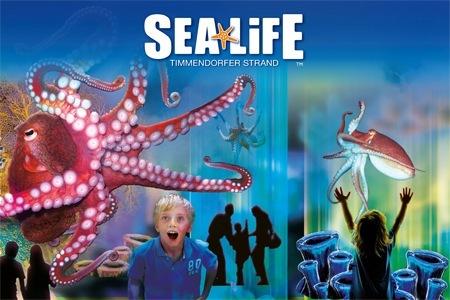 Groupon: 1 Ticket für das Sea Life Center am Timmendorfer Strand für nur 7,50€!
