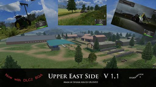 Upper East Side V1.1 With DLC2 BGA *Updated*