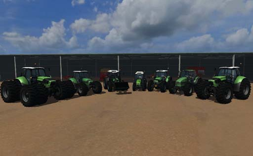 Default Deutz Tractor Pack