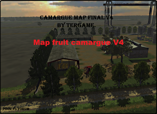 CamargueMapFinalV4 Map Fruit