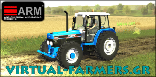 Ford 8340, 8240, 7840