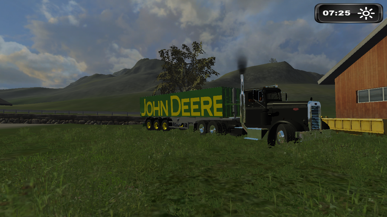 John Deere Trailer