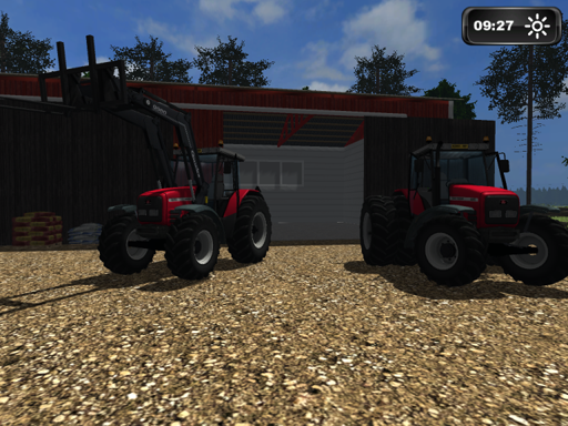 Massey Ferguson 6280 Pack Fixed