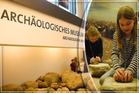 Groupon: Hamburg Tipp - Eintrittskarten für Zwei für das Helms Museum (Archäologisches Museum) in Harburg!