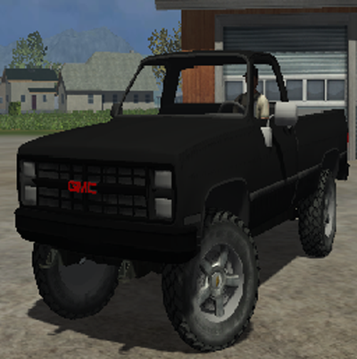 GMC 1982 basic edition