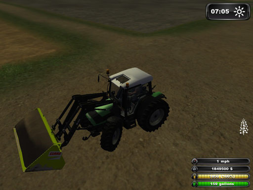 Claas Bucket