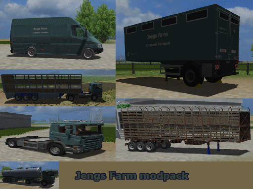 Jengs Farm modpack V1.0