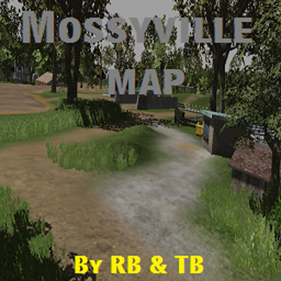 Mossyville Map