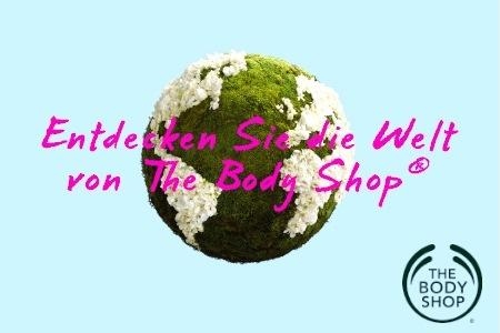 Groupon: 35€ Gutschein für The Body Shop für nur 17,50€ - für alle Filialen!